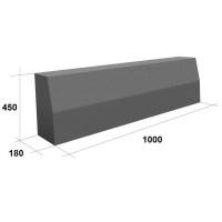 Бордюрный камень: размеры и виды