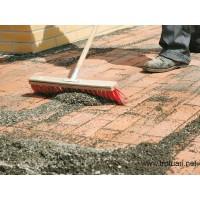 Затирка швов для тротуарной плитки
