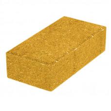 «Брусчатка» 200х100х70 (вибропресс) жёлтый