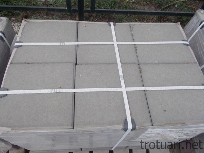 Бетонная тротуарная плитка ГОСТ - состав и характеристики