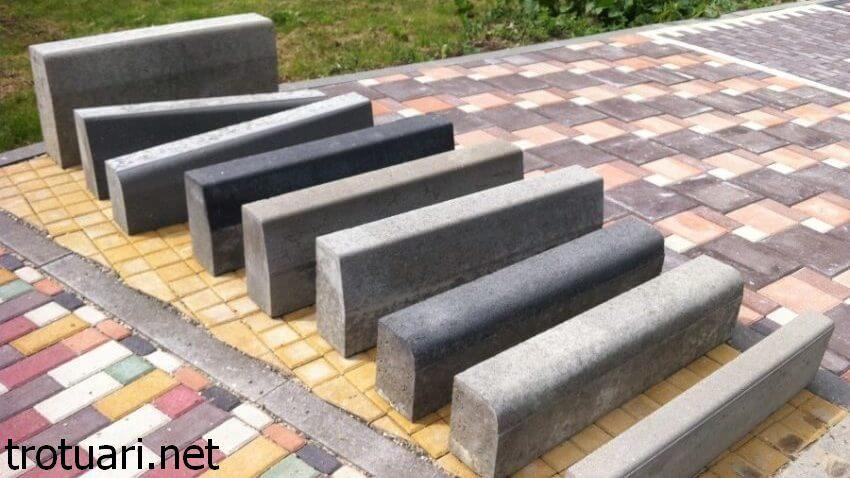 Бордюр для тротуарной плитки в Домодедово